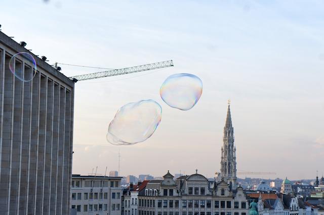 Buller à Bruxelles